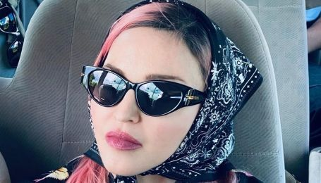 Попри пандемію, Мадонна з дітьми та молодим коханим вирушила до Африки