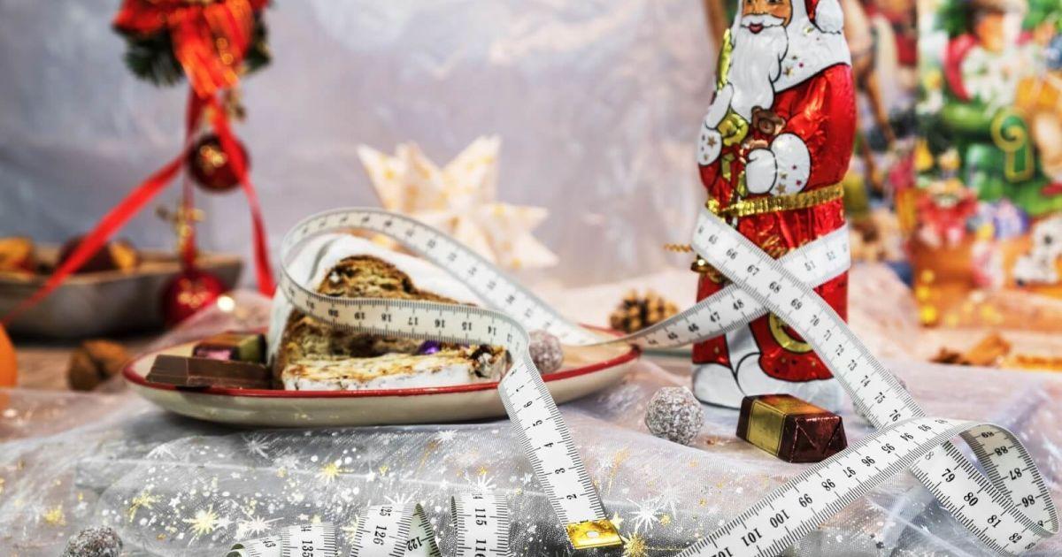 """""""Правило тарелки"""": как сохранить здоровье и вес во время праздничных пиров"""