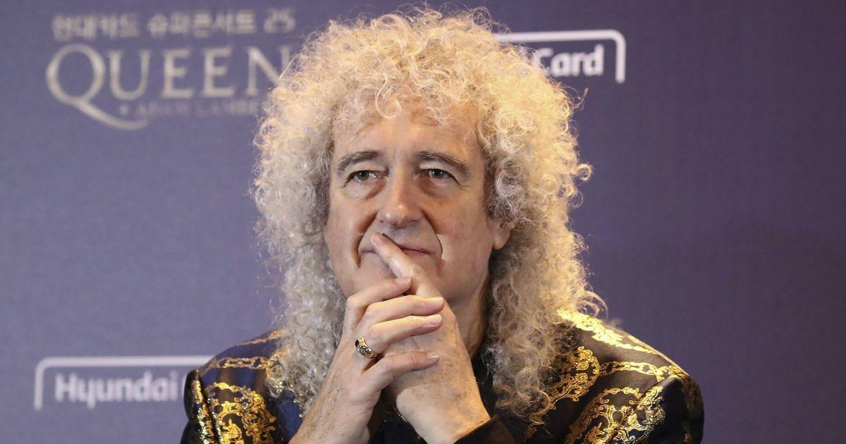 Гітарист Queen Браян Мей презентував парфуми із запахом борсука