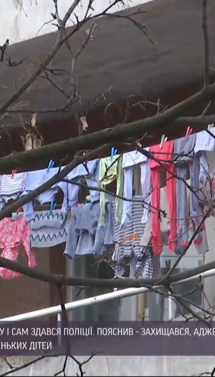 Во Львове мужчина задушил собственную жену, пока трое их детей спали в соседней комнате