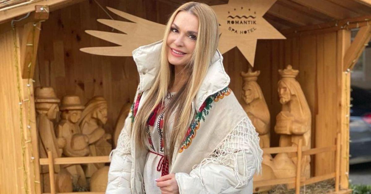 Отдыхает в Буковеле: Ольга Сумская поделилась новыми фото из отпуска