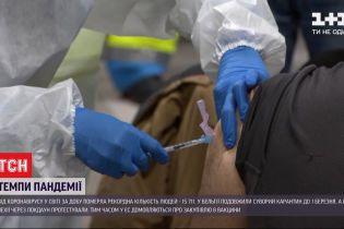 За минувшие сутки от коронавируса в мире умерло рекордное количество людей - 15 711 человек