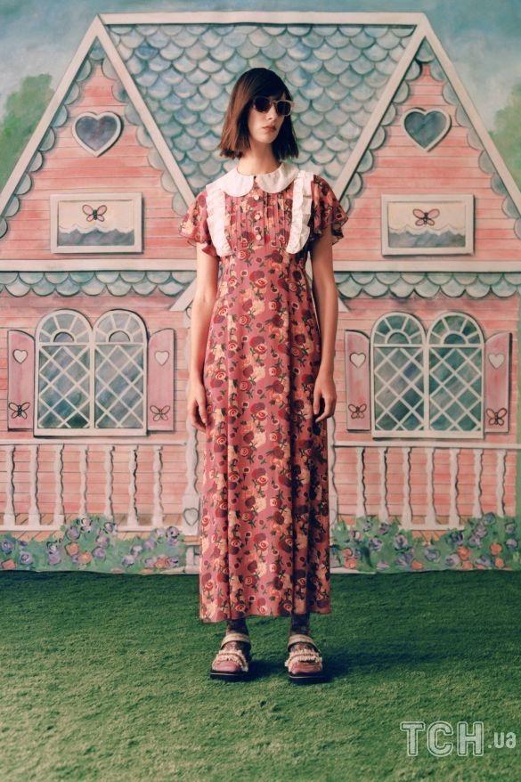 Коллекция Anna Sui прет-а-порте сезона весна-лето 2021_4
