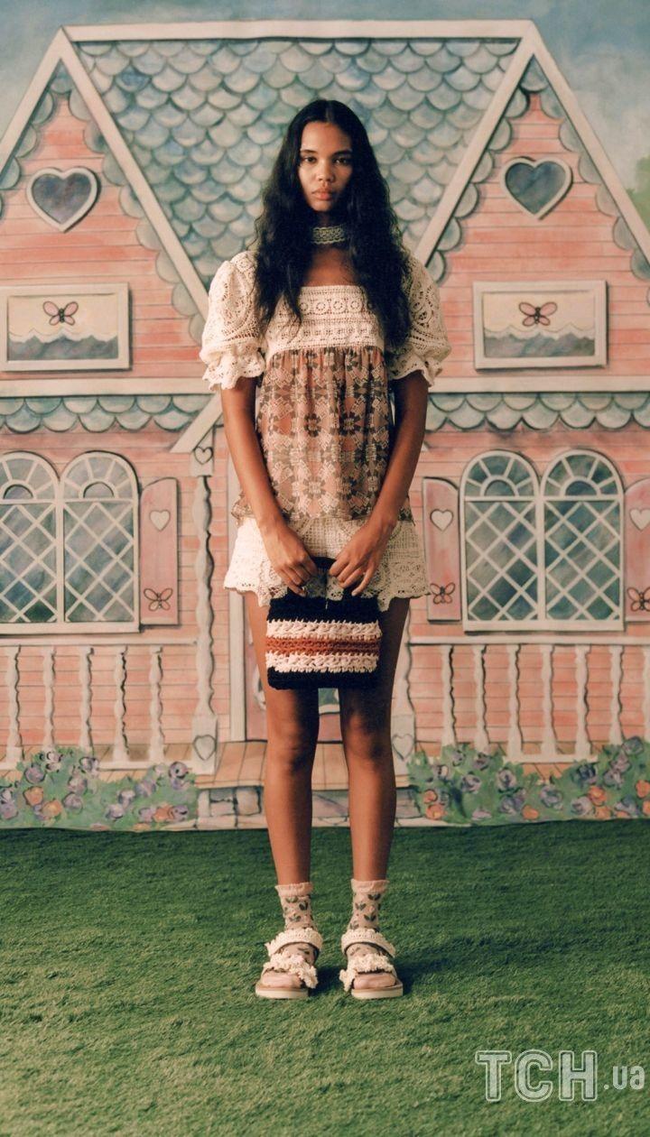 Колекція Anna Sui прет-а-порте сезону весна-літо 2021 @ East News
