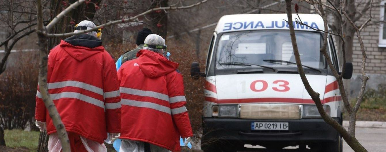 Коронавирус в Украине сегодня: статистика на 22 января