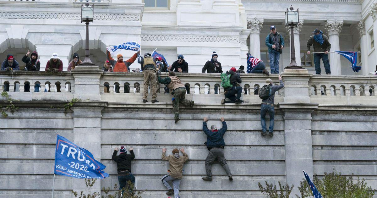 У США можуть зняти звинувачення з деяких учасників протестів в Конгресі — ЗМІ