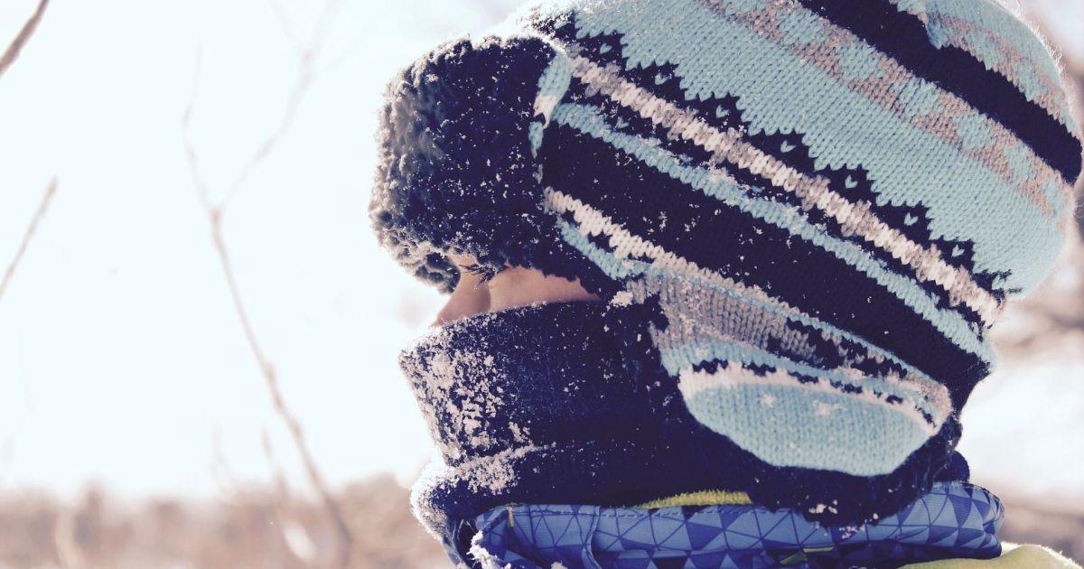 Минус 11° как минус 21°: почему человек ощущает больший мороз, чем показывает термометр