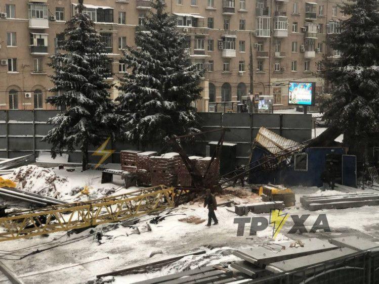 Харків кран