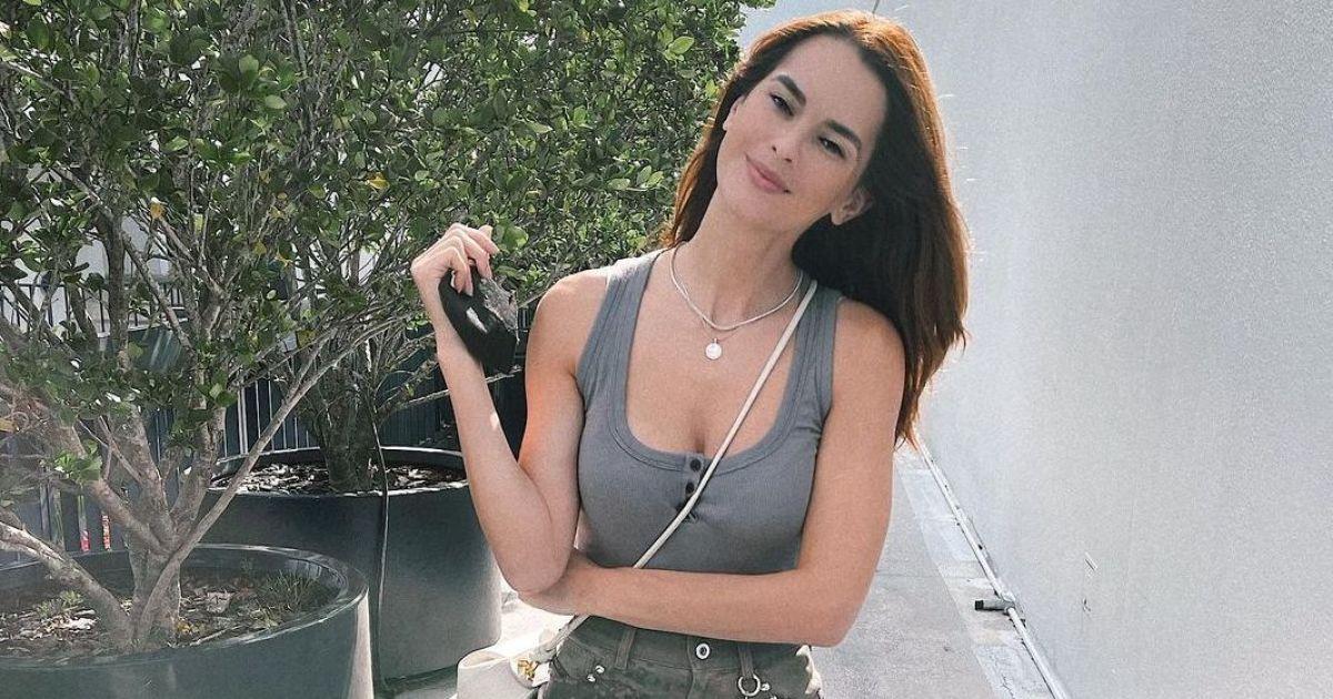 Вот это формы: Олеся Стефанко произвела фурор в блоге снимком в бикини