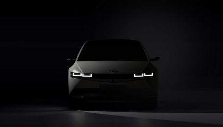 Hyundai показал первые официальные изображения нового электрокара Ioniq 5