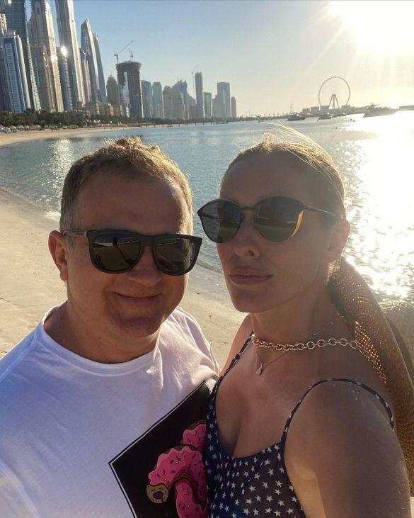 Катя Осадчая и Юрий Горбунов_1