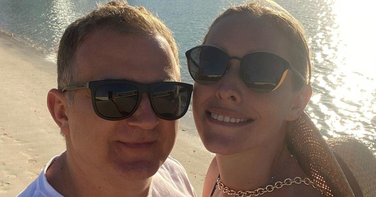 Юрій Горбунов та Катя Осадча показали нові селфі з Дубая
