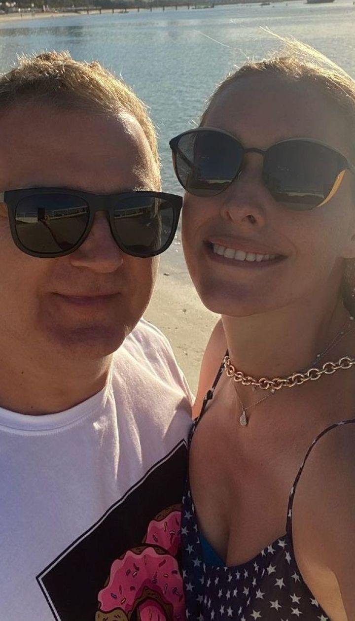 Катя Осадча и Юрій Горбунов
