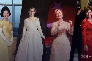 Інавгураційні образи перших леді США