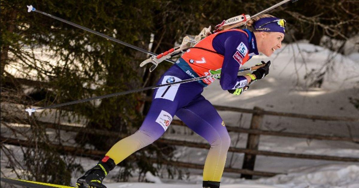 Кубок мира по биатлону: норвежка выиграла спринт, украинки - за пределами топ-20