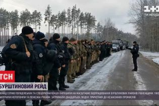 Янтарные рейды: копы и спецназовцы выехали на масштабные отработки Ровенской области