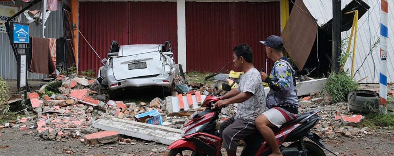 В Индонезии значительно возросло число погибших в результате мощного землетрясения