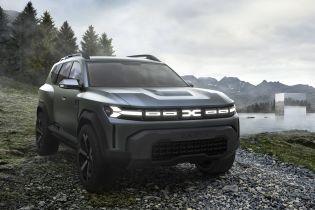Renault и Dacia официально представили совершенно новый большой кроссовер