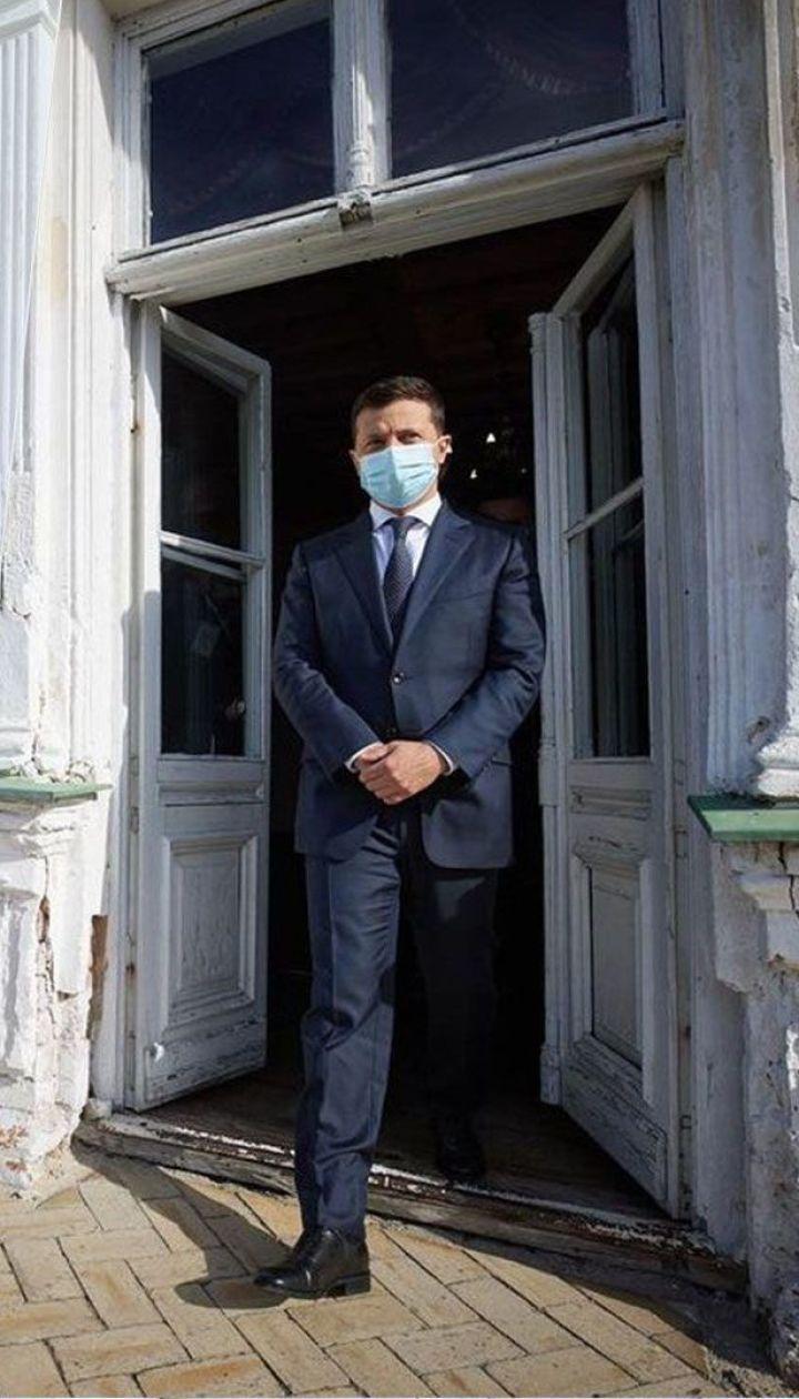 Вакцинация в Украине: что заявлял Зеленский о прививке от нового коронавируса
