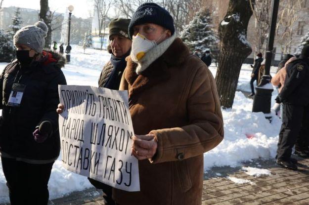 Штурм облради в Житомирі, перекриття доріг в Одесі і крики на Майдані: як в  регіонах України вимагають зниження тарифів (фото, відео)
