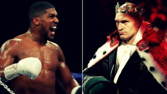 Джошуа — Ф'юрі: місце проведення супербою затверджено, боксери отримають рекордні гонорари
