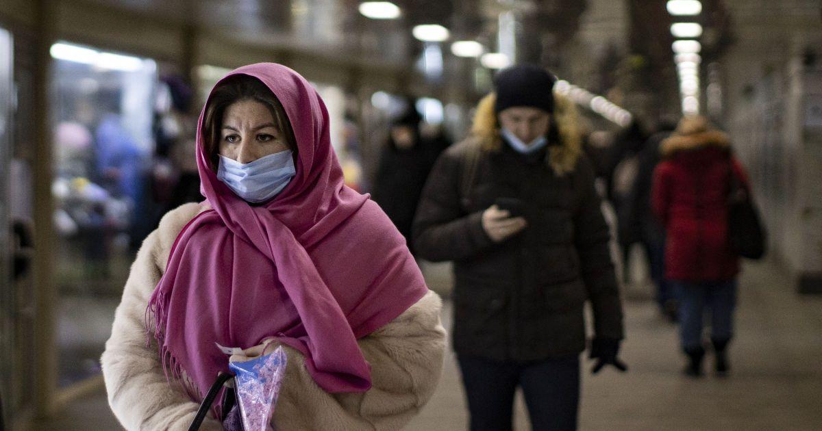 Коронавирус в Украине сегодня: статистика на 6 февраля