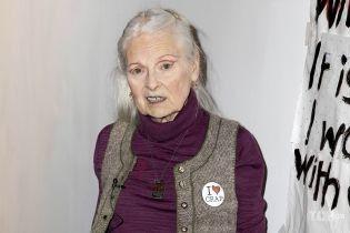Роздяглася перед камерою: 79-річна Вів'єн Вествуд провокаційним образом викликала фурор у соцмережі
