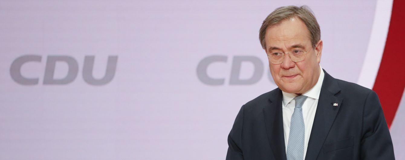 """""""Хорошие новости для России и"""" Северного потока-2 """": немецкий журналист рассказал о вероятном преемнике Меркель Лашете"""
