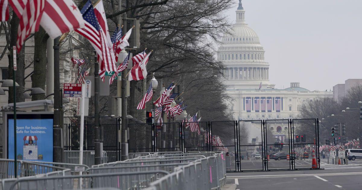 Інавгурація Байдена: у Вашингтоні посилюють заходи безпеки