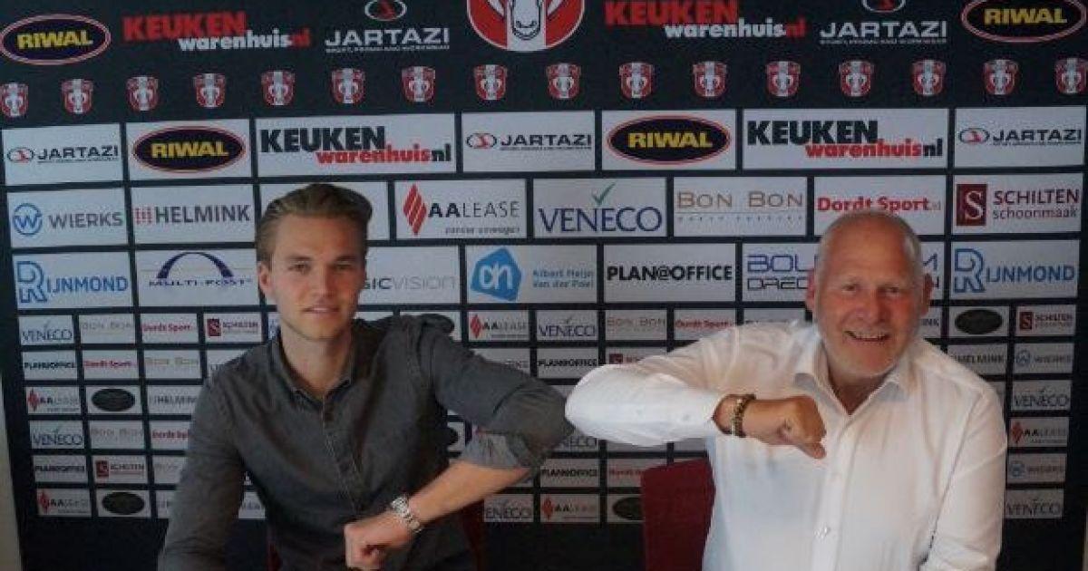 Основний голкіпер нідерландського клубу завершив кар'єру у 23 роки: назвав дивовижну причину