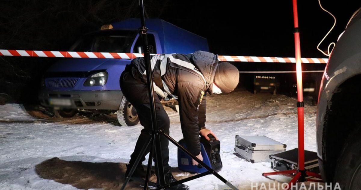 @ Facebook/Патрульна поліція Донецької області