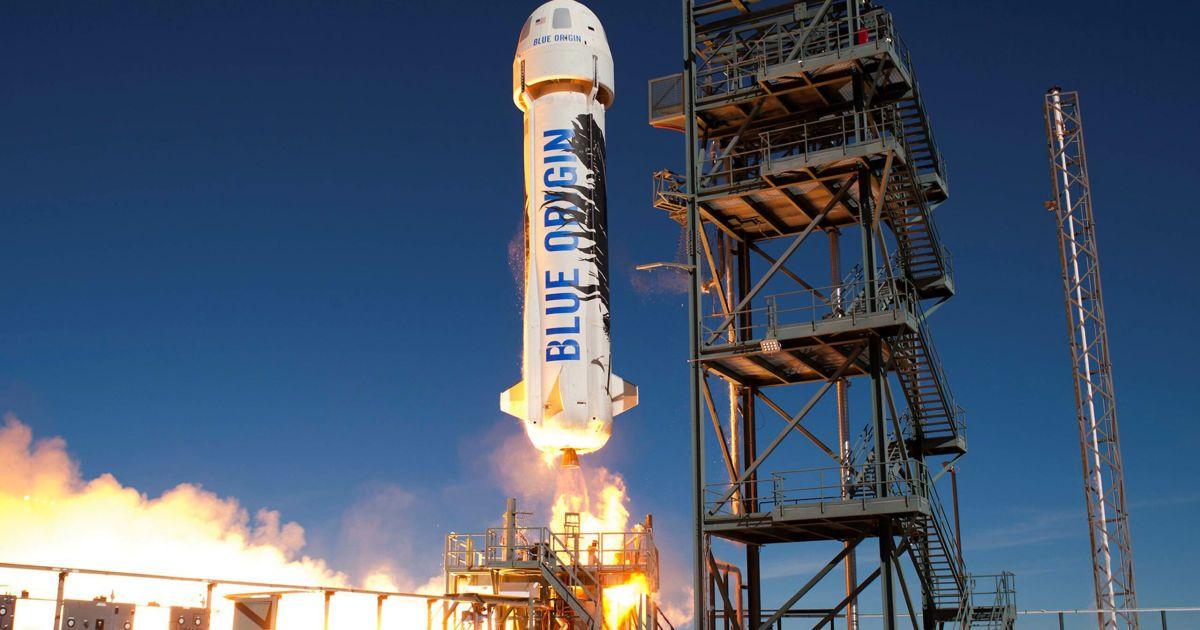 Blue Origin планирует отправить первых туристов в космос уже этой весной: как выглядит капсула