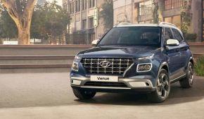 В Украине стартовали продажи кроссовера Hyundai за 18 тысяч долларов