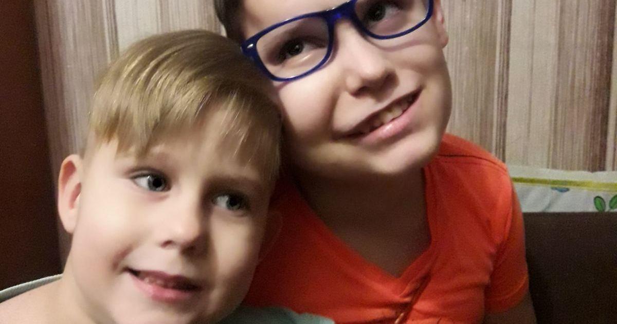 Помощи в лечении двух сыновей Дамиана и Максима просит мама