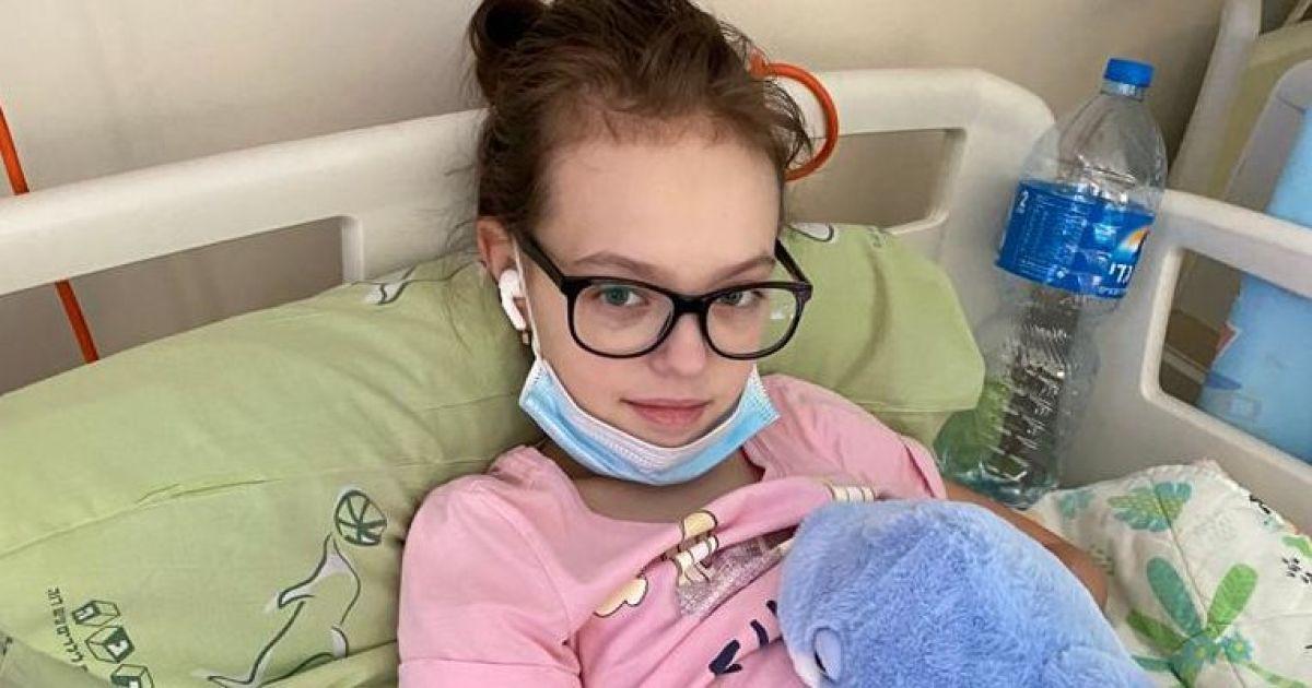 Редкое заболевание поразило Улю: ребенка спасают израильские специалисты