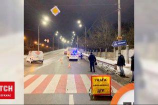 У Києві водій маршрутного таксі збив на смерть пішохода