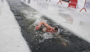 У Данії арештували майже 20 осіб, які зібралися на озері для зимового купання