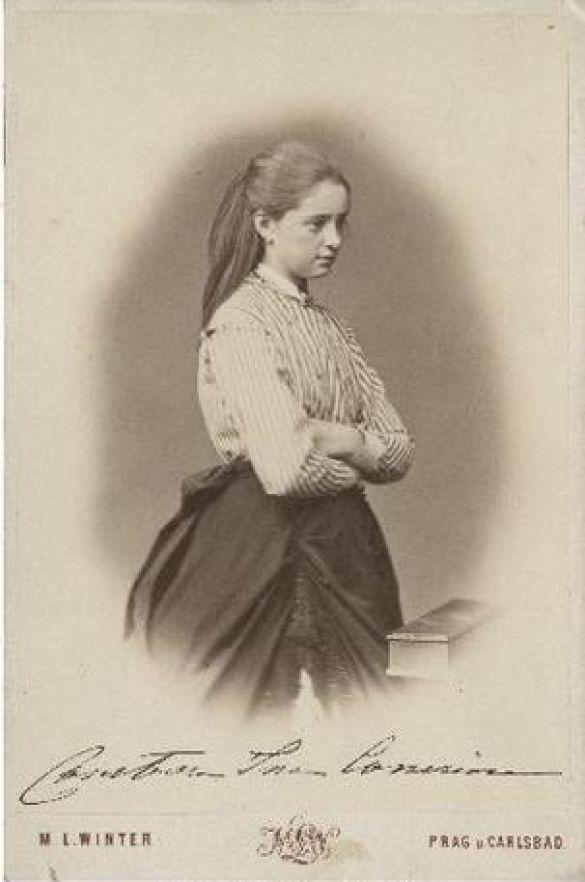 графиня ніна канкріна