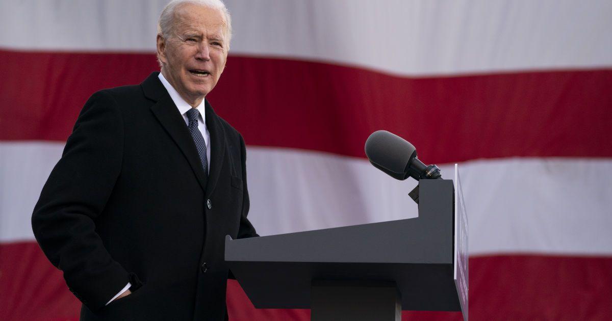 """""""Не каждый спор должен быть основой для войны"""": Джо Байден во время инаугурации обратился к американцам"""