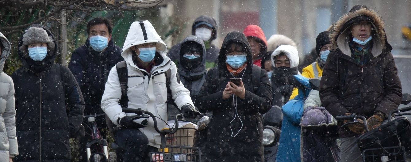 У Китаї хворий на коронавірус чоловік заразив понад сотню людей, яким читав лекції про здоров'я
