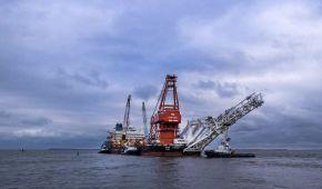 """У РФ заявили, що перший газ """"Північним потоком-2"""" можуть пустити до ФРН цього літа"""