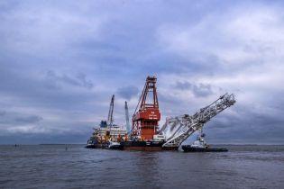 """В """"Газпроме"""" заявили, что закончат """"Северный поток-2"""" до конца года"""