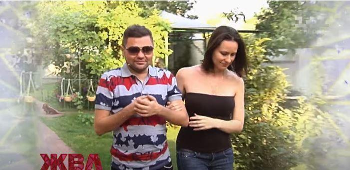 Сергій Єрмаков та Людмила