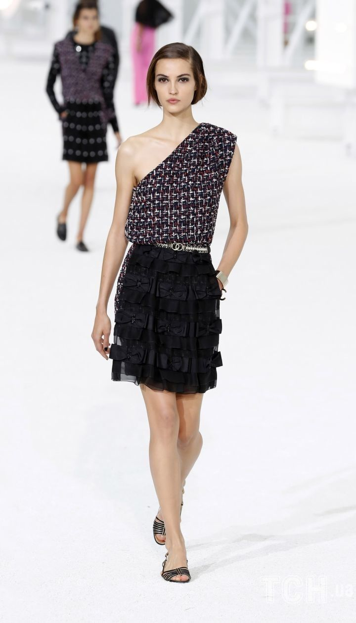Коллекция Chanel прет-а-порте сезона весна-лето 20221 @ East News