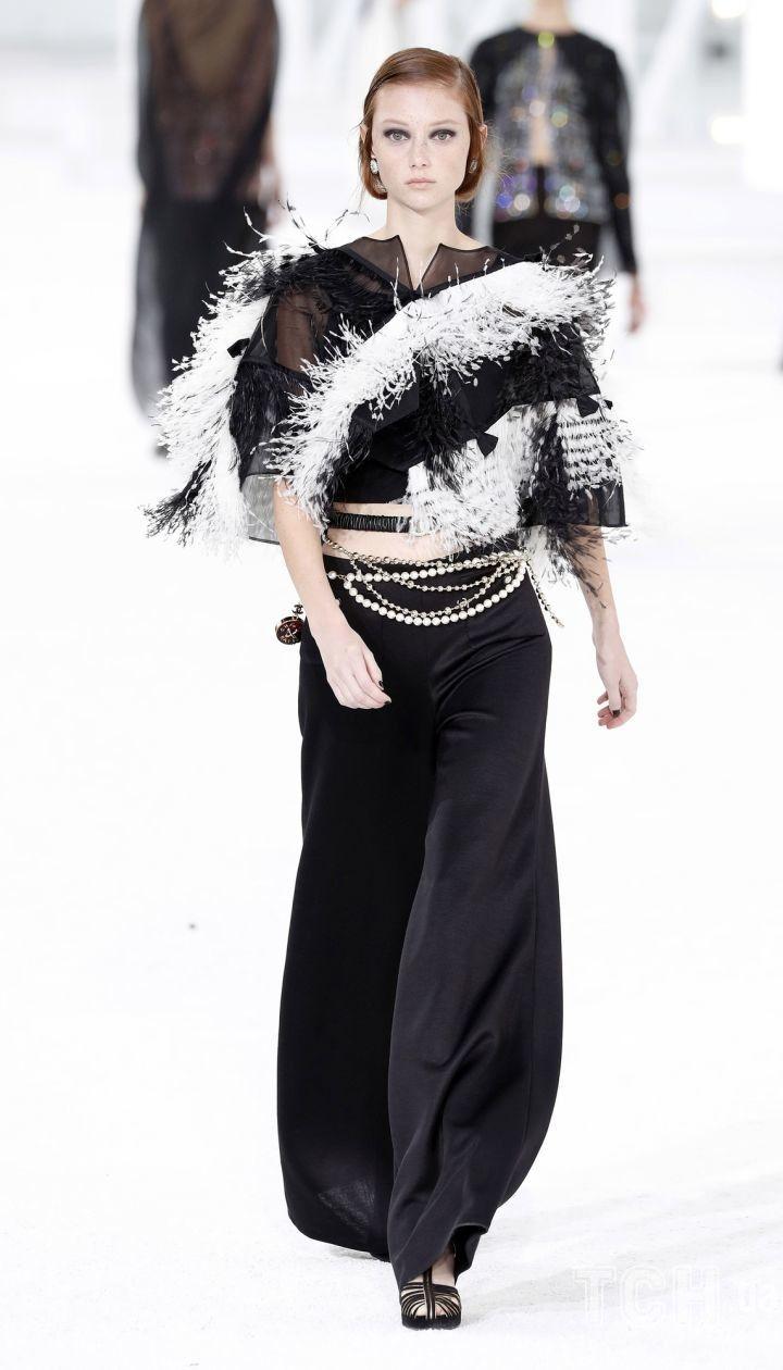 Колекція Chanel прет-а-порте сезону весна-літо 20221 @ East News