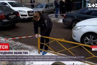 У спальному районі Одеси з особливою жорстокістю вбили двох людей