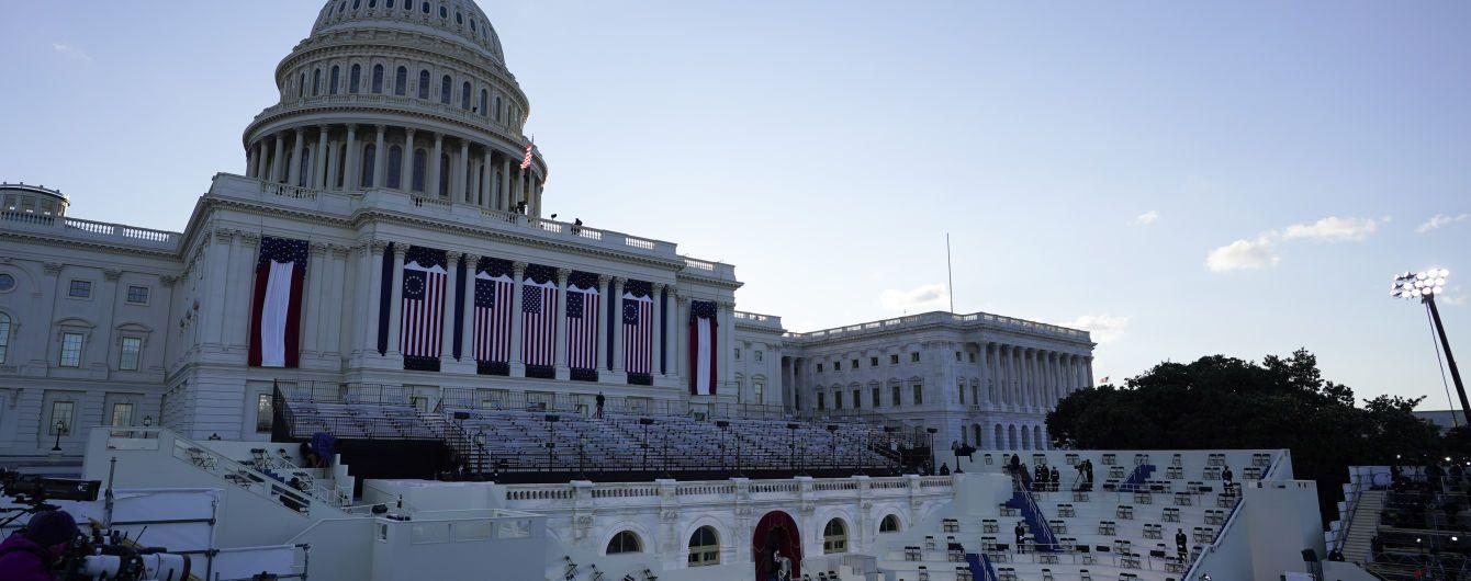 Стало відомо, скільки ще часу нацгвардійці пробудуть у Вашингтоні