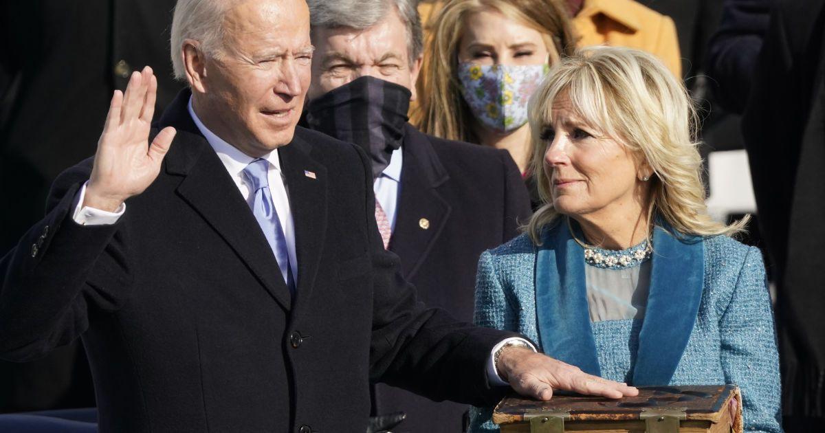 Новий президент США: який символізм було закладено в інаугурацію Байдена