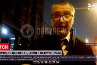 Скандал с наручниками: заместитель министра промышленности написал заявление об отставке