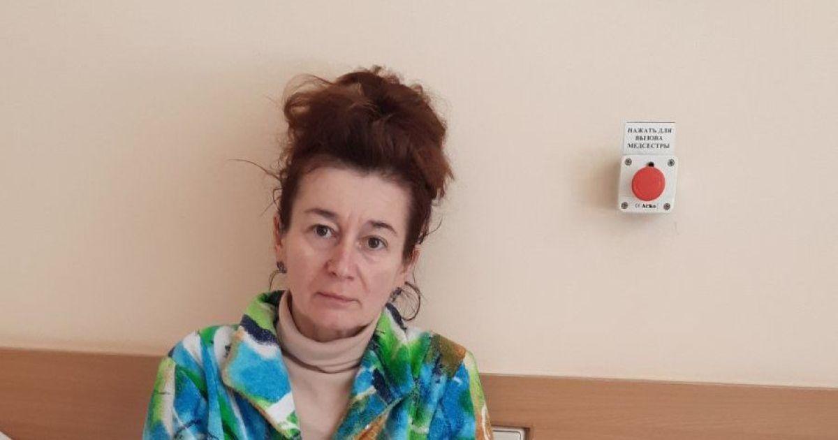 Тетяна просить фінансової допомоги на своє лікування